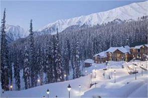 cold weather continues kashmir valley srinagar coldest night season