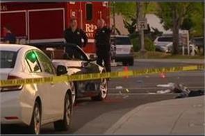 7 injured as gunmen open fire on crowd in baltimore