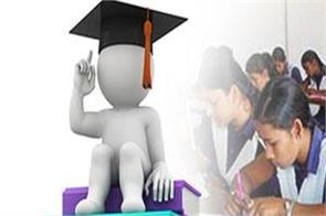 jharkhand 10th exam 2020  question paper released