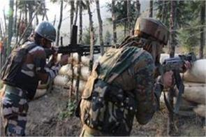 pakistan breaks ceasefire shells shahpar and kirani sector