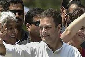 rahul gandhi on four day wayanad tour
