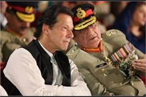 imran khan is puppet for pakistani army says european think tank