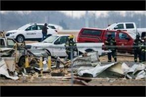 over 12 hurt in blast at beechcraft aircraft plant in kansas