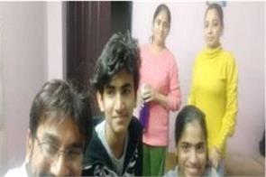 indirapuram suicide video call to friend after killing children