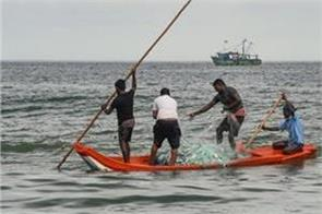 14 indian fishermen arrested by sri lankan navy