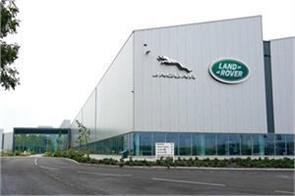 jaguar land rover sales down 3 4 percent in november