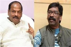 bjp behind in power race in jharkhand