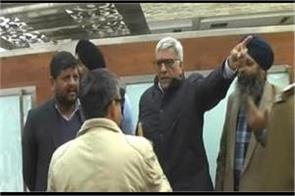 inld leader s nephew arrested