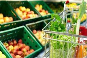 economic slowdown increase in indian groceries consumption decreased