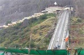 nashik temple bars devotees entry into core area