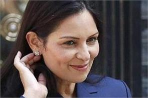 priti patel could be appointed home secretary in new govt