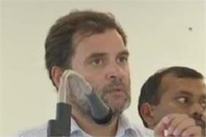 rahul gandhi says india becomes a rape capital in the world