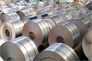 crude steel production in india decreased by 2 8 in november