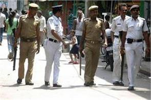 1726 arrested in kolkata adjoining areas before christmas police officers