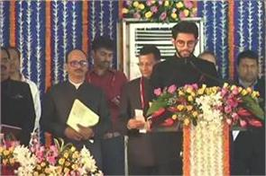 aditya thackeray becomes cabinet minister