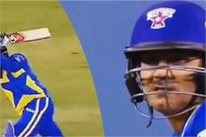 virender sehwag hits this great bowler while singing songs