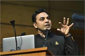 subramanian said on the economic condition of the country