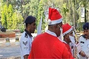 santa claus explained traffic rules