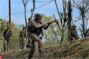 pakistan breaks ceasefire shahpur kirni sector army gives befitting reply