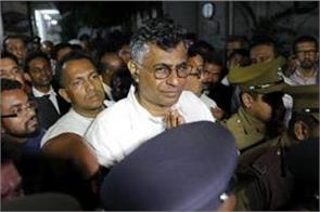 sri lankan ex minister arrested over car accident gets bail