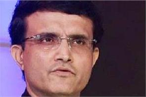 ganguly gave a clear indication  new selectors will choose this month