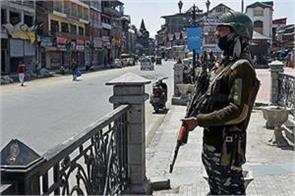 kashmir valley shops opened valley vehicles seen running roads