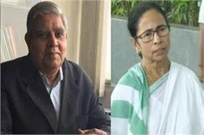 west bengal governor summoned mamata banerjee on law and order