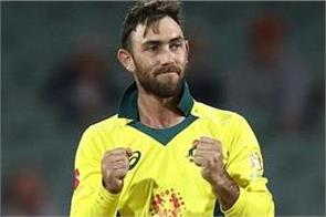 maxwell will return to the field soon he will become the captain of this team