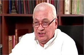 government fulfilled the promise of mahatma gandhi and panditji arif mohammad