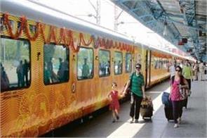 tejas the second corporate train to run between mumbai ahmedabad