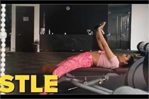 sapna workout