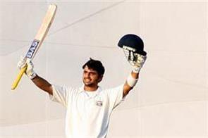 taruwar kohli make another triple ton in first class cricket