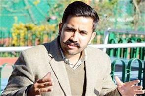 vikramaditya singh target on bjp