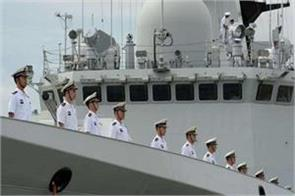 china launched two powerful destroyer ships