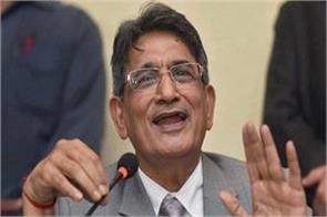 former chief justice lodha also questioned the appointment of justice khanna