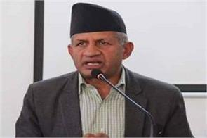 nepal s foreign minister will be staying tomorrow on india visit