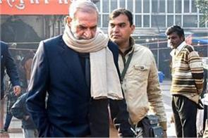 sajjan kumar today will be in patiala house court accused of sikh riots