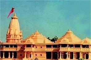 will the bjp get political formation from ayodhya matter