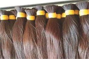 pakistan exports 1 05 461 kg of human hair to china
