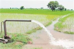 problems in the country facing the crisis of underground water