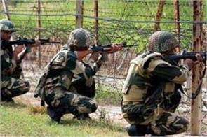 jammu and kashmir pakistan firing poonch