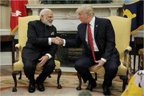 pm modi and trump talk on phone