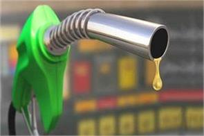 diesel prices increase petrol still