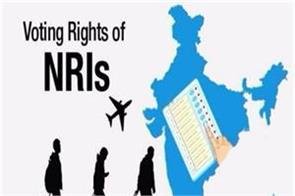 nris will get the right to proxy voting in the next government