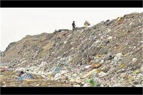 garbage processing plant also closed not exceeding the dumping