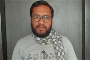 shilkhar agrawal main accused in bulandshahr violence arrested from hapur