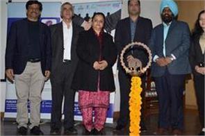 gndu organized startup india punjab yatra boot camp