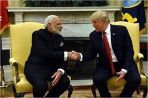 how trump is helping modi