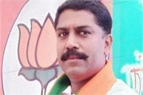 another bjp leader killed kadavar leader s dead body burned