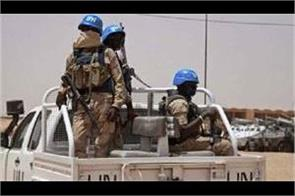 10 un peacekeepers killed 25 injured in mali attack